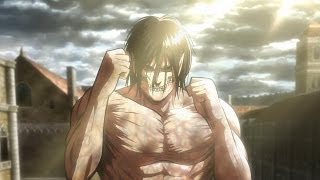 I Need A Hero [Attack on Titan] AMV Skillet/Hero