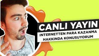 İnternetten Para Kazanma Hakkında Konuşuyorum! (Xticaret,GetMyAds,Kairos)