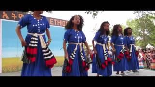 Wollo Sekota dance - Ethiopian Heritage Festival