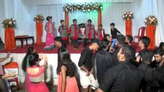 manuel, mikel & milan danceing reeja mylanchi movie