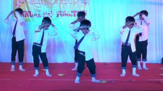 funny dance from UKG students from belagavi Karnataka