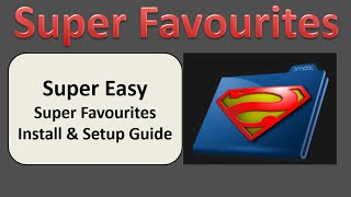 Kodi – Easy Super Favourites Add-On Installation and Setup Guide