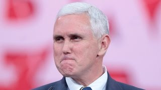 Mike Pence Giddy Over The Thought Of Taking Away Your Health Insurance