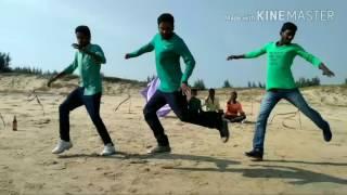 Neethoney dance video song||Dhruva movie||Dance by Bibin Rockers||(VIZAG)