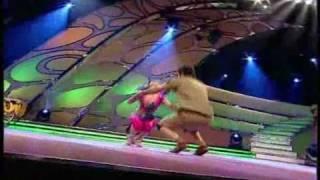 Lux Dance India Dance Season 1 Ep.30 - Sunita & Nikhil