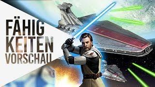 Negotiator Fähigkeiten Vorschau ▶ Updates ▷ Star Wars: Galaxy of Heroes