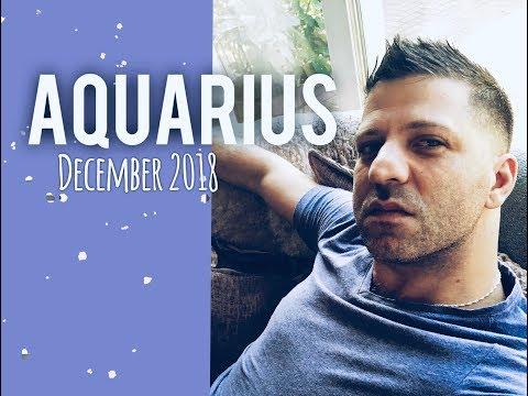 Xxx Mp4 AQUARIUS December 2018 BIG ACHIEVEMENT NEW OPTION Intuition Amp LOVE Aquarius Horoscope Tarot 3gp Sex