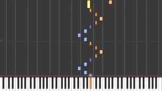 tutorial organo Toccata e Fuga Bach