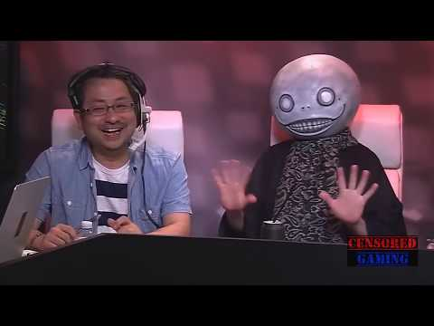 Nier Automata Creator's Amazing Reply To 2B Butt Controversy