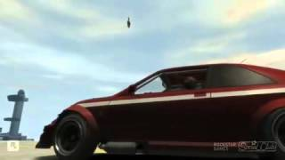 GTA IV Crazy Jump  (PuzzLe ShocK)