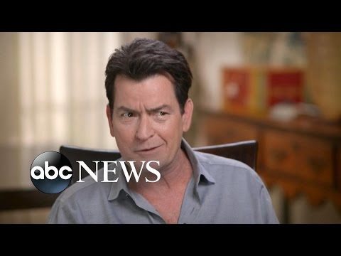 Charlie Sheen Interview Life After HIV Diagnosis