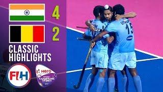 India vs Belgium | Men