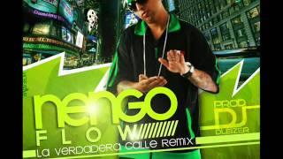 La Verdadera Calle Remix (Prod. By DJ Leizer) @ Ñengo Flow