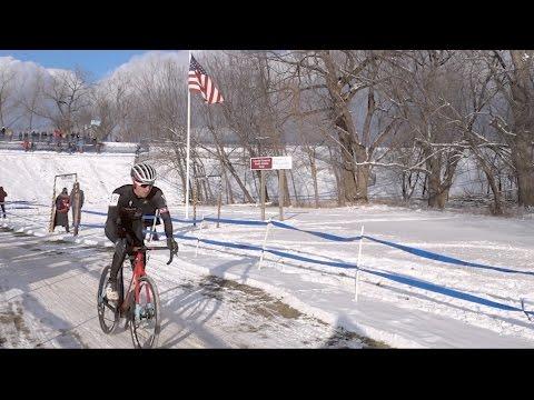 2017 Cyclocross National Championships . VLOG