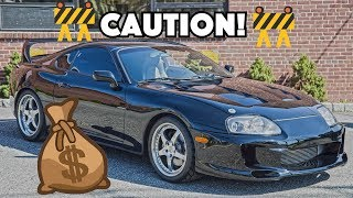 Differences In Used Supra That Impact Values
