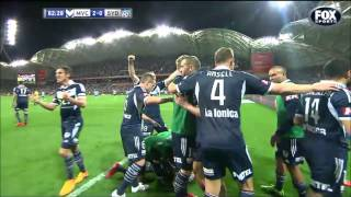 Hyundai A-league Grand Final 2014/15 | Melbourne Victory 3 V 0 Sydney FC | Highlights