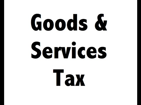 Goods and Services Tax GST Current burning topics for IAS PCS