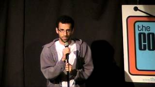 "Manny Morone - Stand-up Comedy by a Non-Persian Harvard ""Student"""