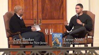"""Trevor Noah, """"Born a Crime"""""""