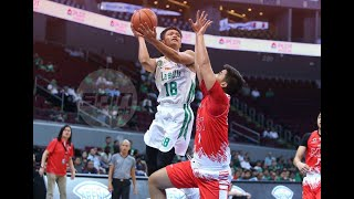 UAAP: Serrano, Caracut take charge as La Salle rides huge third quarter to rout of UE