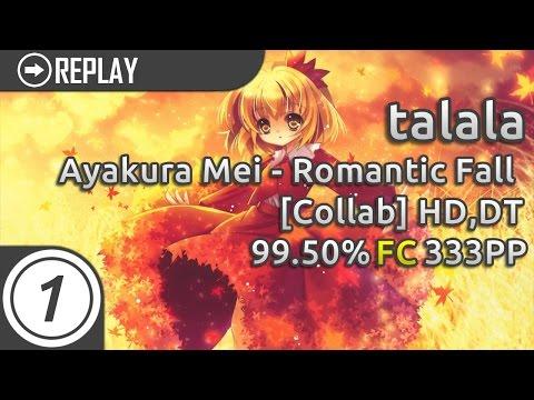 Xxx Mp4 Talala Ayakura Mei Romantic Fall Collab HD DT 99 50 FC 333pp 1 3gp Sex