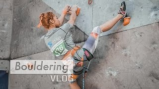 Jain Kim Shows Perfect Climbing Technique