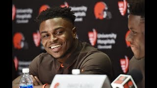 Browns Sign Jabrill Peppers | Stadium