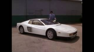 crockett gets the testarossa