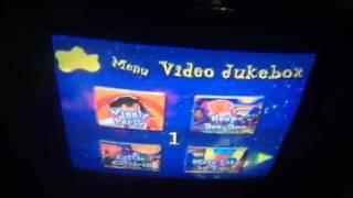 The Wiggles Hoop Dee Doo It's A Wiggly Party 2001 DVD Menu Walkthrough