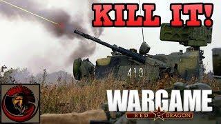 Wargame: Red Dragon: KILL THAT TUNGUSKA!