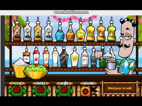 chơi thử game:Bartender: The Right Mix