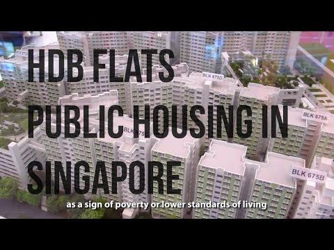 HDB Flats - Public Housing in Singapore