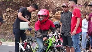 TestSpeed, RXZ Tune Up 155cc Drag Bike Liaran