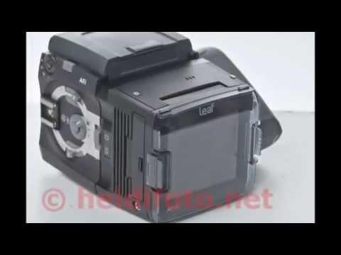 HY6 Rolleiflex LEAF AFi II Digital