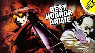 The 12 Best Horror Anime! (The Dan Cave w/ Dan Casey)