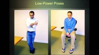 Change Your Pose to Change your Mind