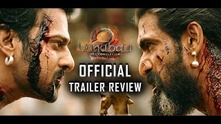BAHUBALI – The Conclusion  : Best Trailer of the Year