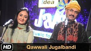 Mohe Lagan Lagi More Khwaja Se | Sufi Song | Jaspinder Narula & Munnawar Masoom | Qawwali Jugalbandi