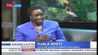 Suala Nyeti: Waathirika wa janga wanaokumbwa na shida za kisaikolojia husaidika vipi?