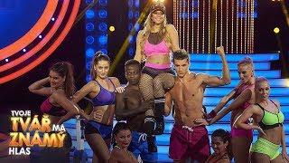 Berenika Kohoutová jako Ariana Grande
