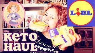LIDL Keto Foods Haul 2018 - Keto Grocery Shopping List UK #1