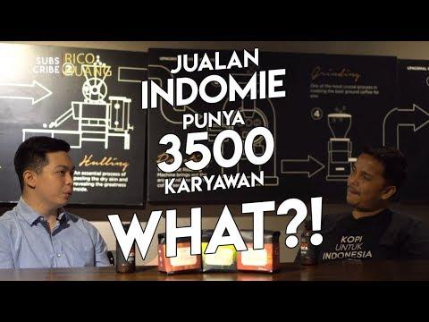 Cuma Jualan Indomie Orang Ini Bisa Punya 3500 Karyawan Langsung Sukses ! WHAT ?!