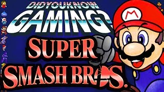 Super Smash Bros (N64) - Did You Know Gaming? Feat. ItsaDogandGame