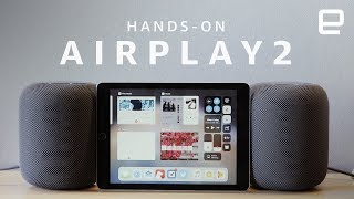 Apple AirPlay 2 Hands-On