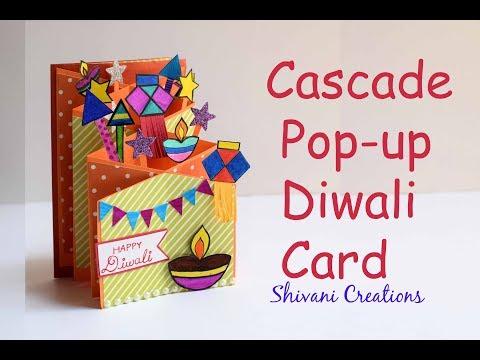 Xxx Mp4 Diwali Popup Card Cascade Card For Diwali How To Make Easy Diwali Greeting Card 3gp Sex