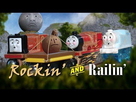 James & the Wrecking Ball | Rockin' & Railin' #1 | Thomas & Friends