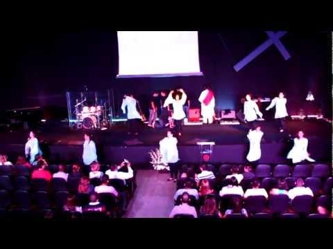 Dança Teatro Cristão Páscoa 2012