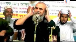 Sayed Nazrul Islam waz mahfil   Part 02