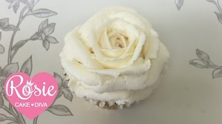 White Chocolate Buttercream Frosting Tutorial