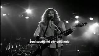 Megadeth - Almost Honest (Türkçe Altyazı)